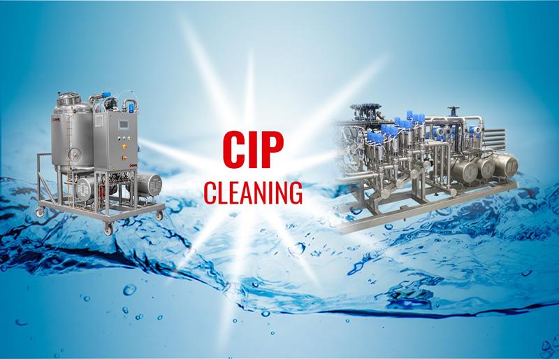 CIP-системы от INOXPA: повышенный контроль и эффективность процесса мойки