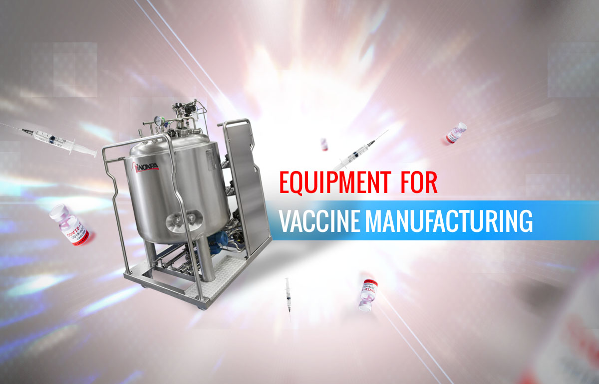 Оборудование для производства вакцин